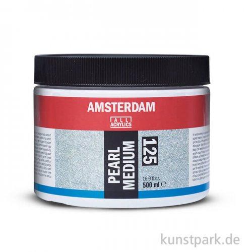 Talens AMSTERDAM Glasperlen Malmittel 500 ml