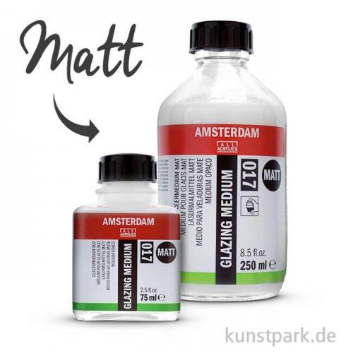 Talens AMSTERDAM Lasurmalmittel matt, 75 ml