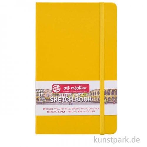 Talens Art Creation - Skizzenbuch Golden Yellow, 80 Blatt, 140g