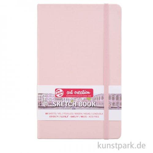 Talens Art Creation - Skizzenbuch Pastel Pink, 80 Blatt, 140g