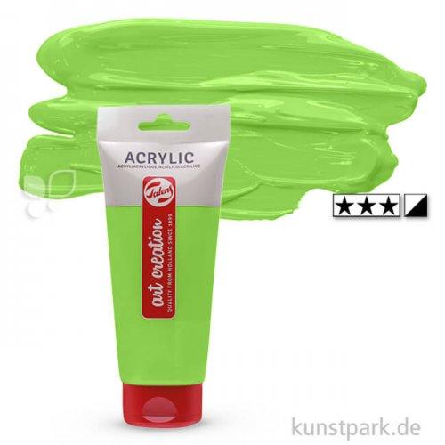 Talens Art Creation Acrylfarben 200 ml Tube | 617 Gelbgrün
