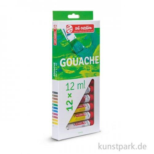 Talens Art Creation Gouache Set mit 12 Tuben 12 ml