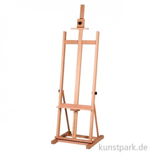 Talens Atelierstaffelei VENICE - Buchenholz mit extra breitem Leinwandträger