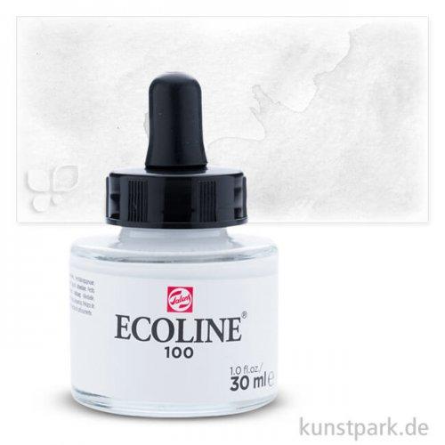 Talens ECOLINE 30 ml | 100 Weiß