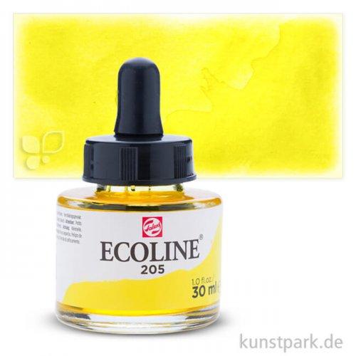 Talens ECOLINE 30 ml | 205 Zitronengelb
