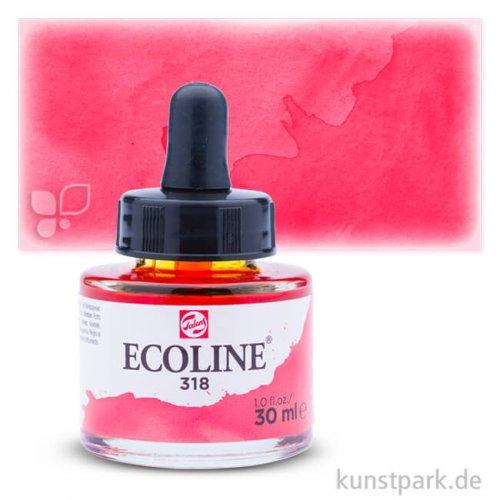 Talens ECOLINE 30 ml | 318 Karmin