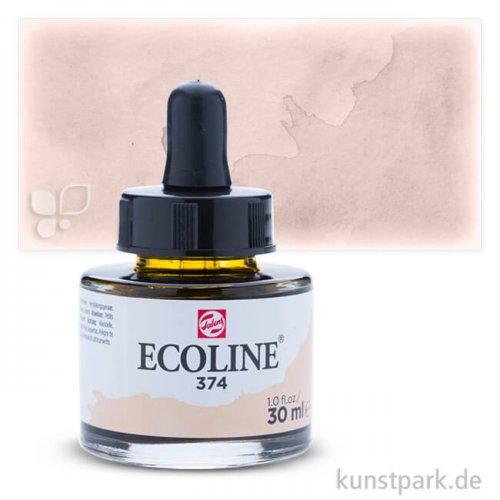 Talens ECOLINE 30 ml | 374 Rosa Beige
