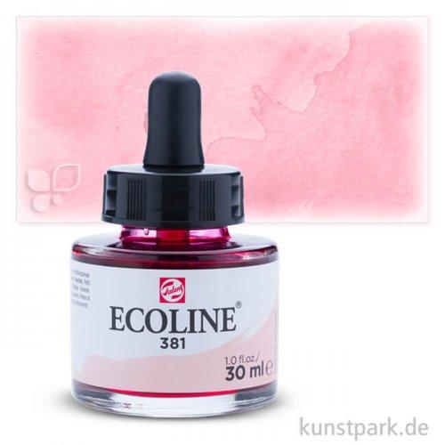 Talens ECOLINE 30 ml | 381 Pastellrot