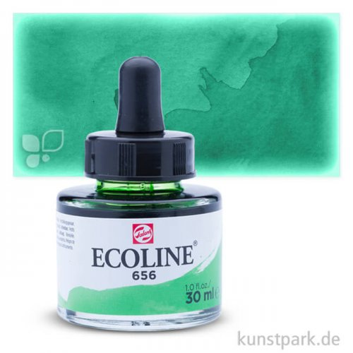 Talens ECOLINE 30 ml   656 Waldgrün