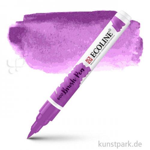 Talens ECOLINE Brushpen Brush | Blauviolett