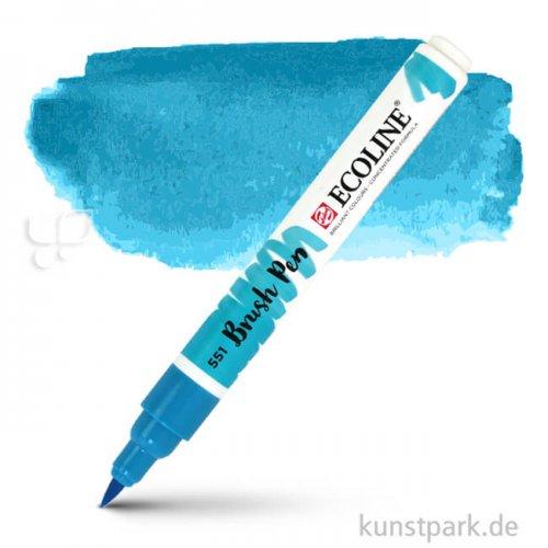 Talens ECOLINE Brushpen Brush | Himmelblau Hell
