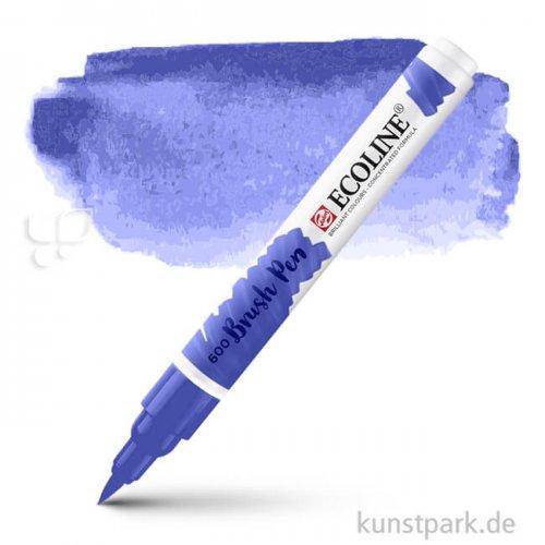 Talens ECOLINE Brushpen Brush | Ultramarin-Violett