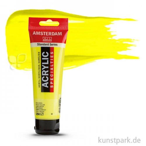Talens AMSTERDAM Neon Reflexfarbe 120 ml | Gelb