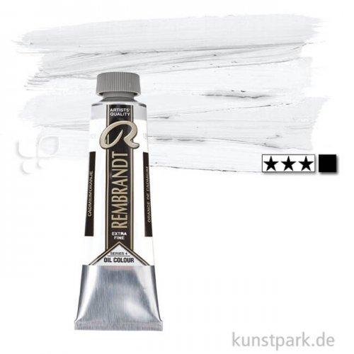 Talens REMBRANDT Ölfarben 40 ml | 105 Titanweiß Safloröl