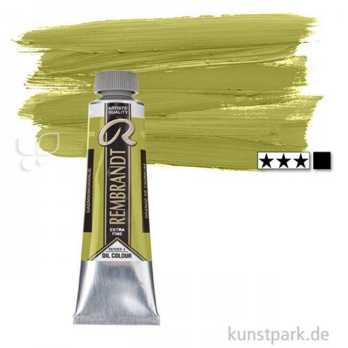Talens REMBRANDT Ölfarben 40 ml   626 Zinnobergrün mittel