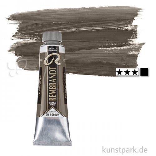 Talens REMBRANDT Ölfarben 40 ml | 718 Warmgrau