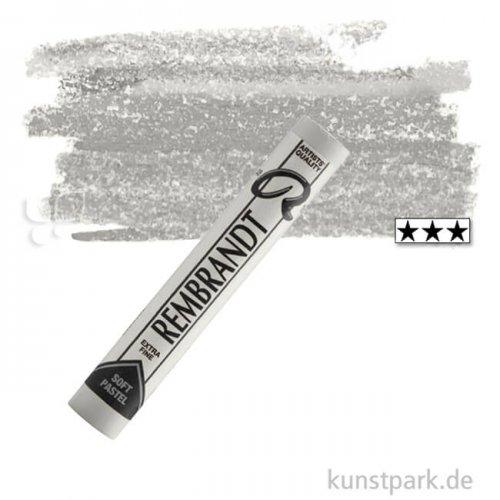 Talens REMBRANDT Soft-Pastell Einzelpastell | 704 Grau 9