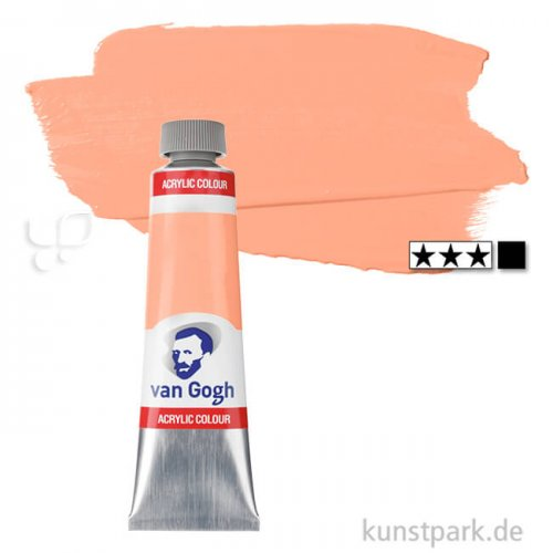 Talens VAN GOGH Acrylfarben 40 ml 40 ml Tube | 224 Neapelgelb rot