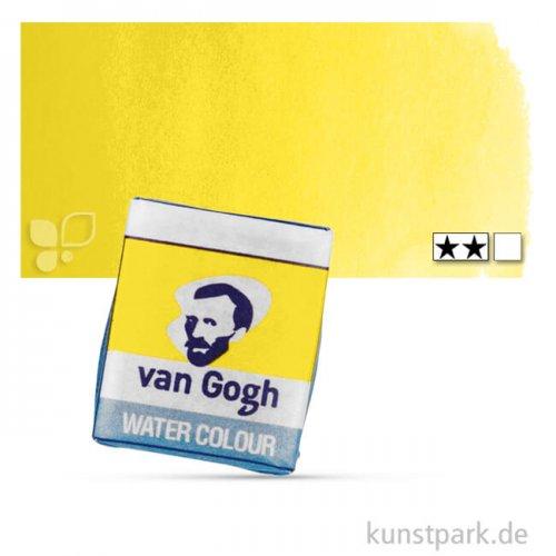 Talens VAN GOGH Aquarellfarben 1/2 Napf   272 Transparentgelb mittel