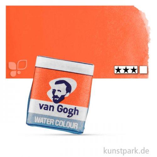 Talens VAN GOGH Aquarellfarben 1/2 Napf | 311 Zinnober