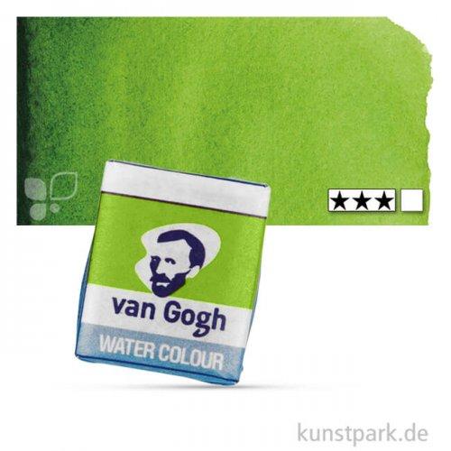 Talens VAN GOGH Aquarellfarben 1/2 Napf   623 Saftgrün