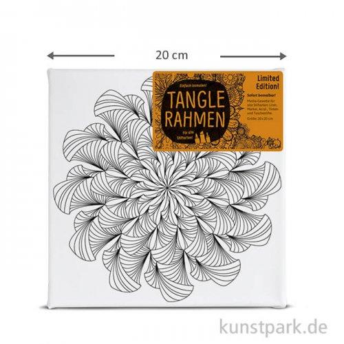 Tangle Rahmen Inspiration 20x20 cm