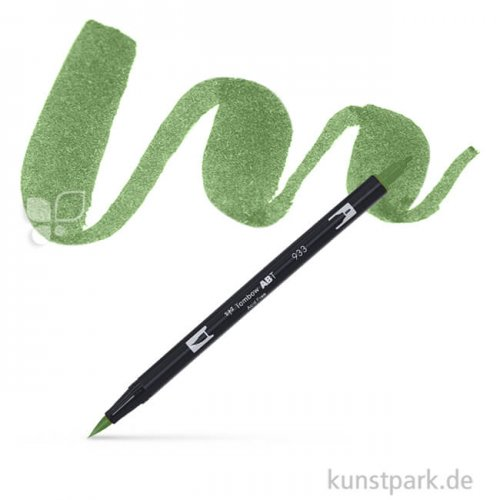 Tombow Dual Brush Pen Einzelfarbe | 192 aspargus