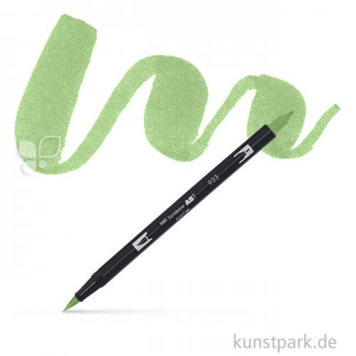 Tombow Dual Brush Pen Einzelfarbe | 243 mint