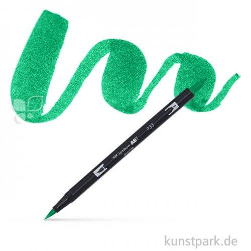 TOMBOW Dual Brush Pen Einzelfarbe | 296 green
