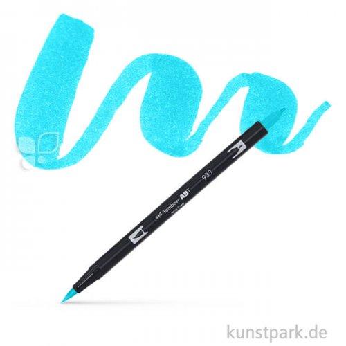 Tombow Dual Brush Pen Einzelfarbe | 452 process blue