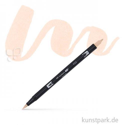 Tombow Dual Brush Pen Einzelfarbe | 850 light apricot