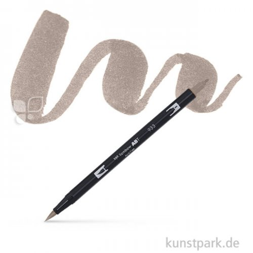 TOMBOW Dual Brush Pen Einzelfarbe | n79 warm gray 2