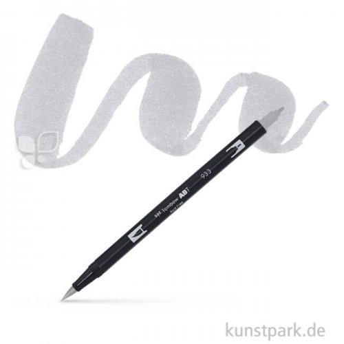Tombow Dual Brush Pen Einzelfarbe | n95 cool gray 1