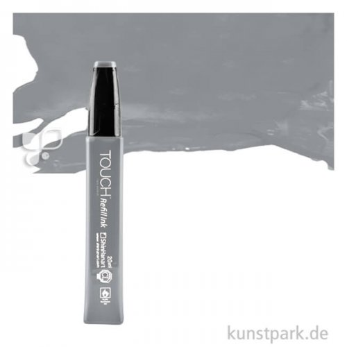TOUCH Refill Ink Einzelfarbe | CG7 - Cool Grey