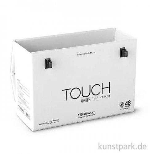 TOUCH Twin Brush Marker Case für 48 Marker