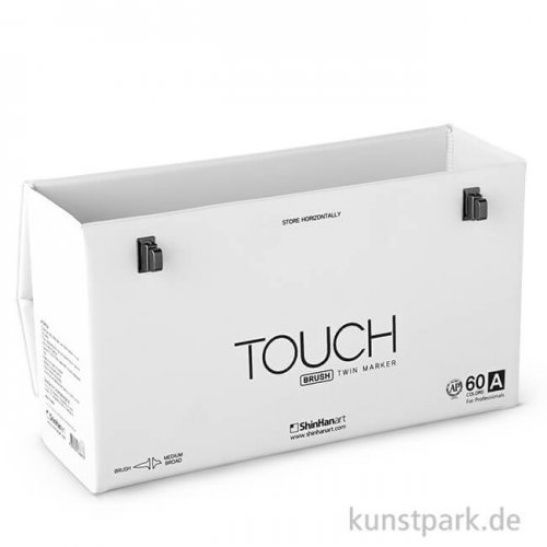 TOUCH Twin Brush Marker Case für 60A Marker