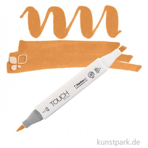 TOUCH Twin Brush Marker Einzelfarbe   BR103 - Potato Brown