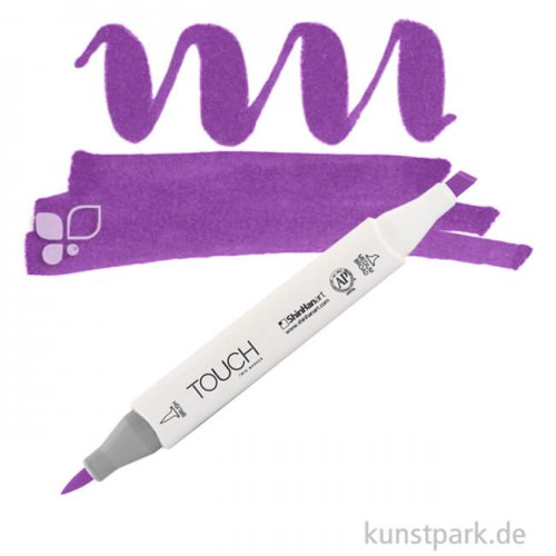 TOUCH Twin Brush Marker Einzelfarbe | P82 - Light Violet
