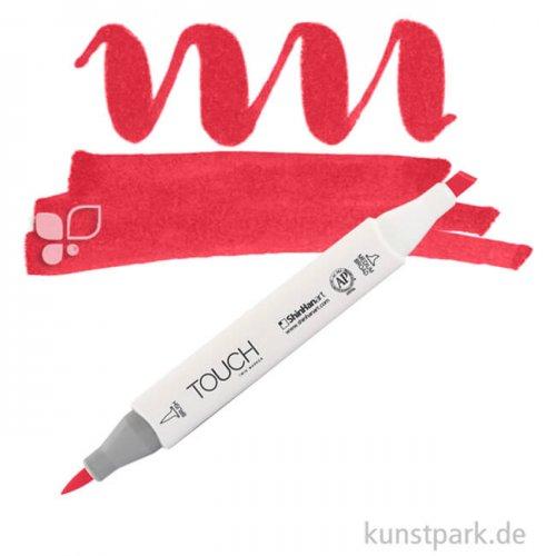 TOUCH Twin Brush Marker Einzelfarbe | R15 - Geranium