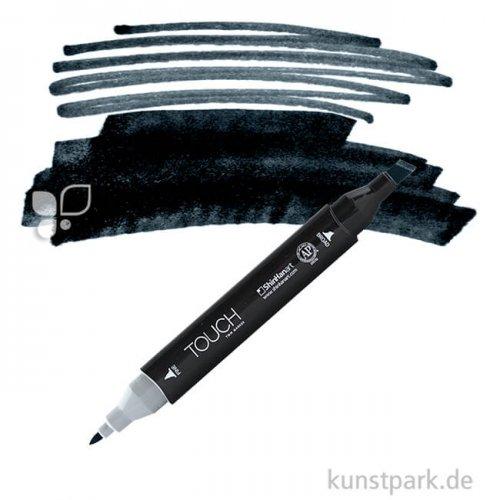 TOUCH Twin Marker Einzelfarbe | 120 - Black