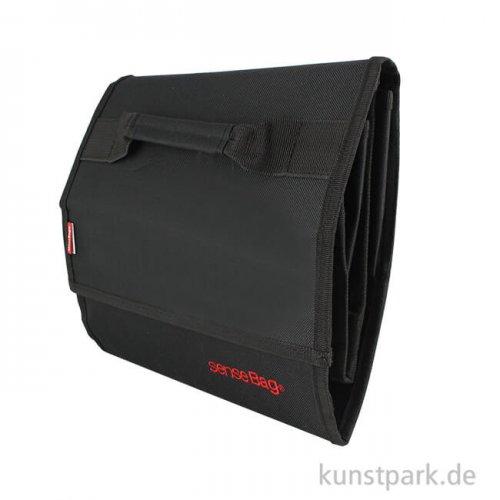 transotype senseBag Wallet für 72 Copic Stifte Schwarz