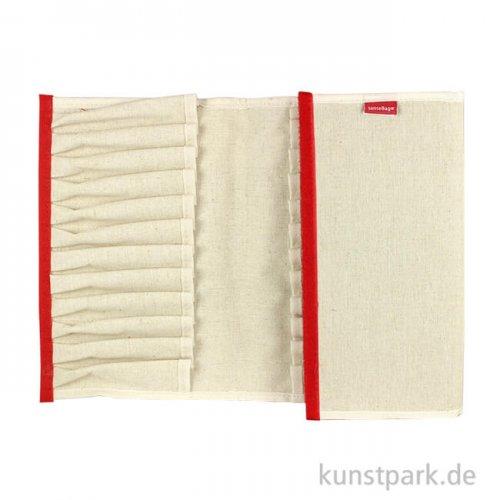 transotype senseBag Wallet für 24 Copic Stifte Natur
