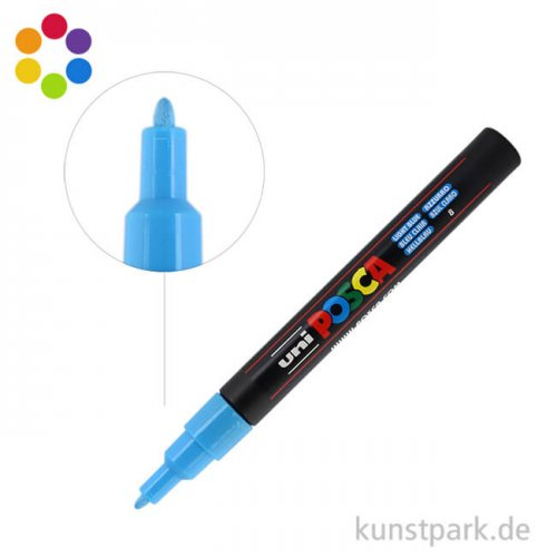 Posca Marker PC-3M - fein 1,5 mm
