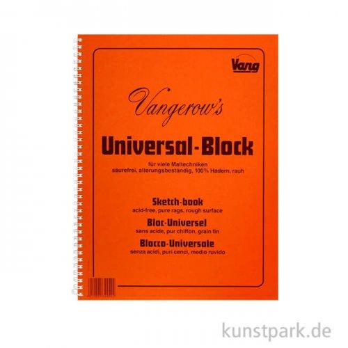 Universalblock, 20 Blatt, 200 g 18 x 24 cm