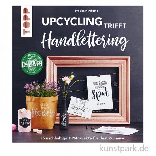 Upcycling trifft Handlettering, Topp Verlag