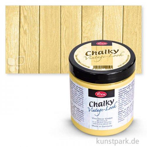 Viva Decor Chalky - Einzelfarben 250 ml | Vanille