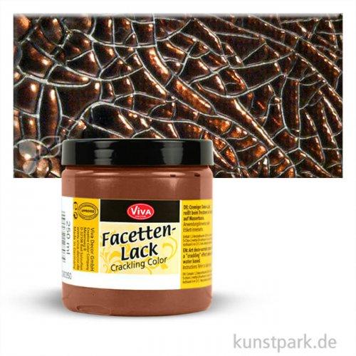 Viva Decor Facettenlack 250 ml | Bronze
