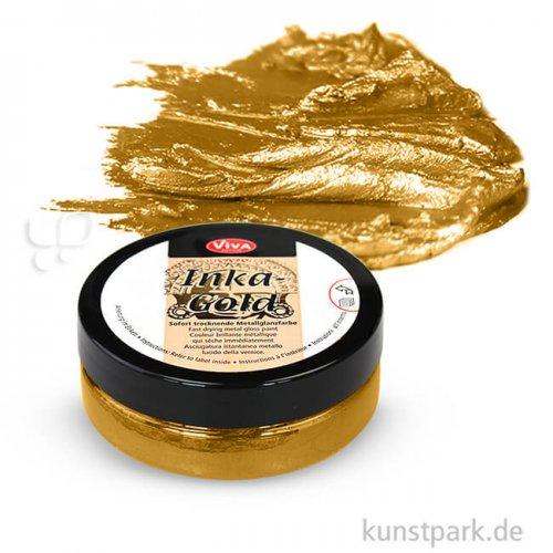 Viva Decor Inka-Gold 62,5 g   Alt Gold