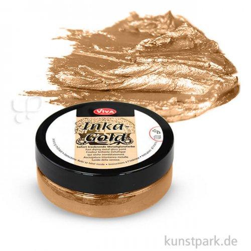 Viva Decor Inka-Gold 62,5g 62,5 g | Gold-Braun