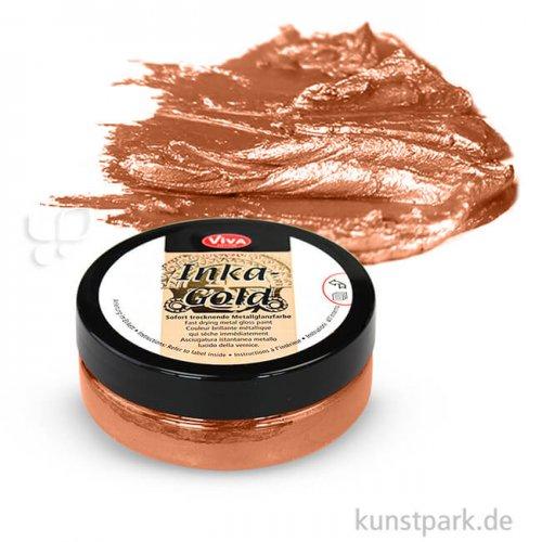 Viva Decor Inka-Gold 62,5 g | Kupfer